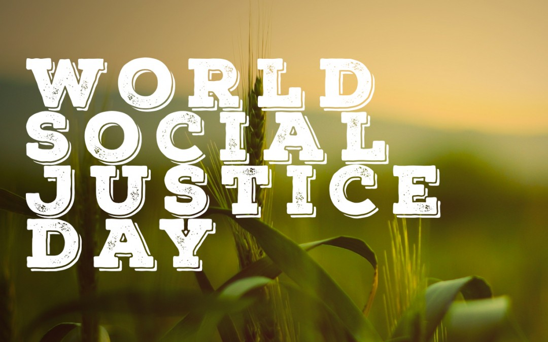 World Social Justice Day